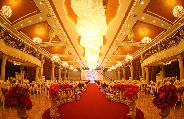 婚庆酒店如意厅