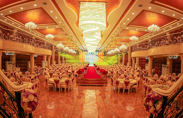 婚宴主题酒店如意厅