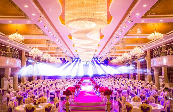 婚宴大厅如意厅