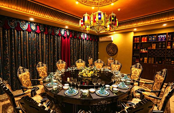 永聚酒店餐厅