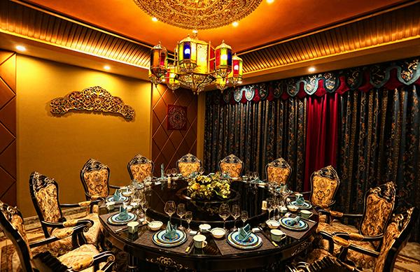 素柏云酒店餐厅
