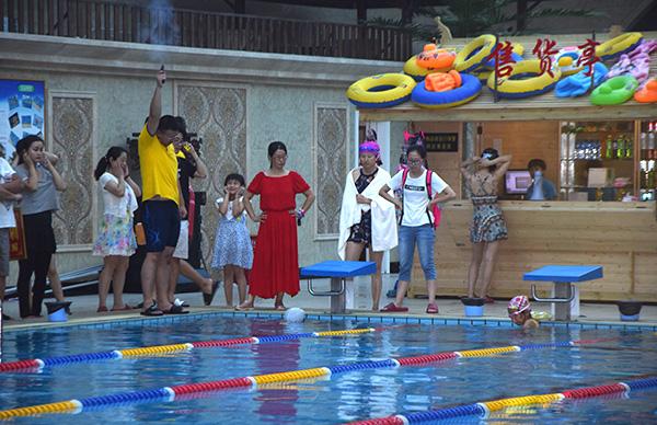 游泳培训6