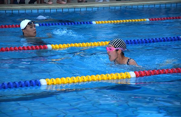 游泳培训5