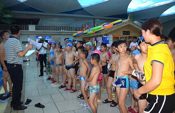 游泳培训3