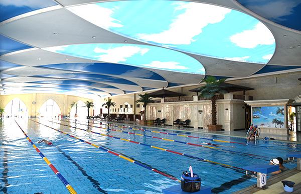 烟台游泳健身好去处——永聚牟平游泳馆