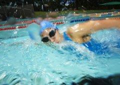 烟台游泳馆普及花样游泳运动的起源
