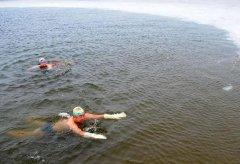 冬泳能给你带来的好处