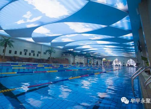 牟平游泳馆-成人学习游泳要注意的点