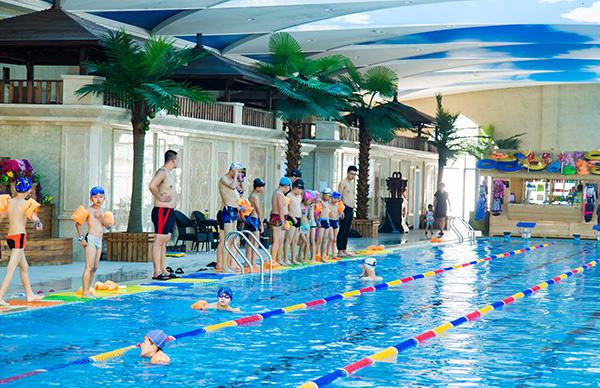 一家能让你放心的牟平游泳馆